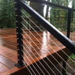 Stainless Steel Cable Rail & Aluma Rail posts