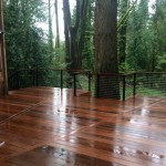 Ironwood Decking