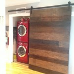 Barn Doors to replace the laundry doors