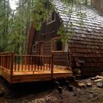 Cedar Decking & Rails