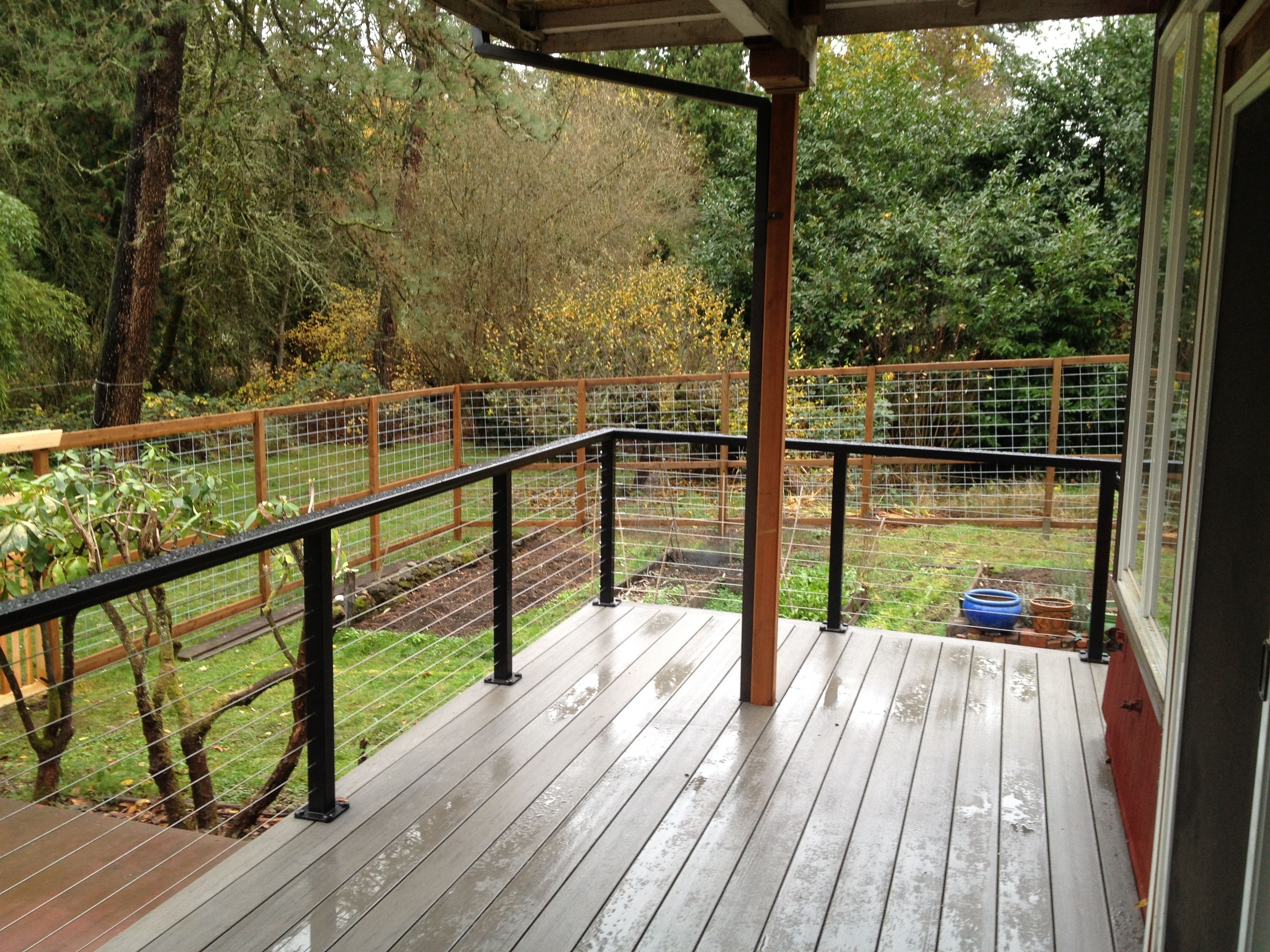 Timbertech Decking & Cable Rails