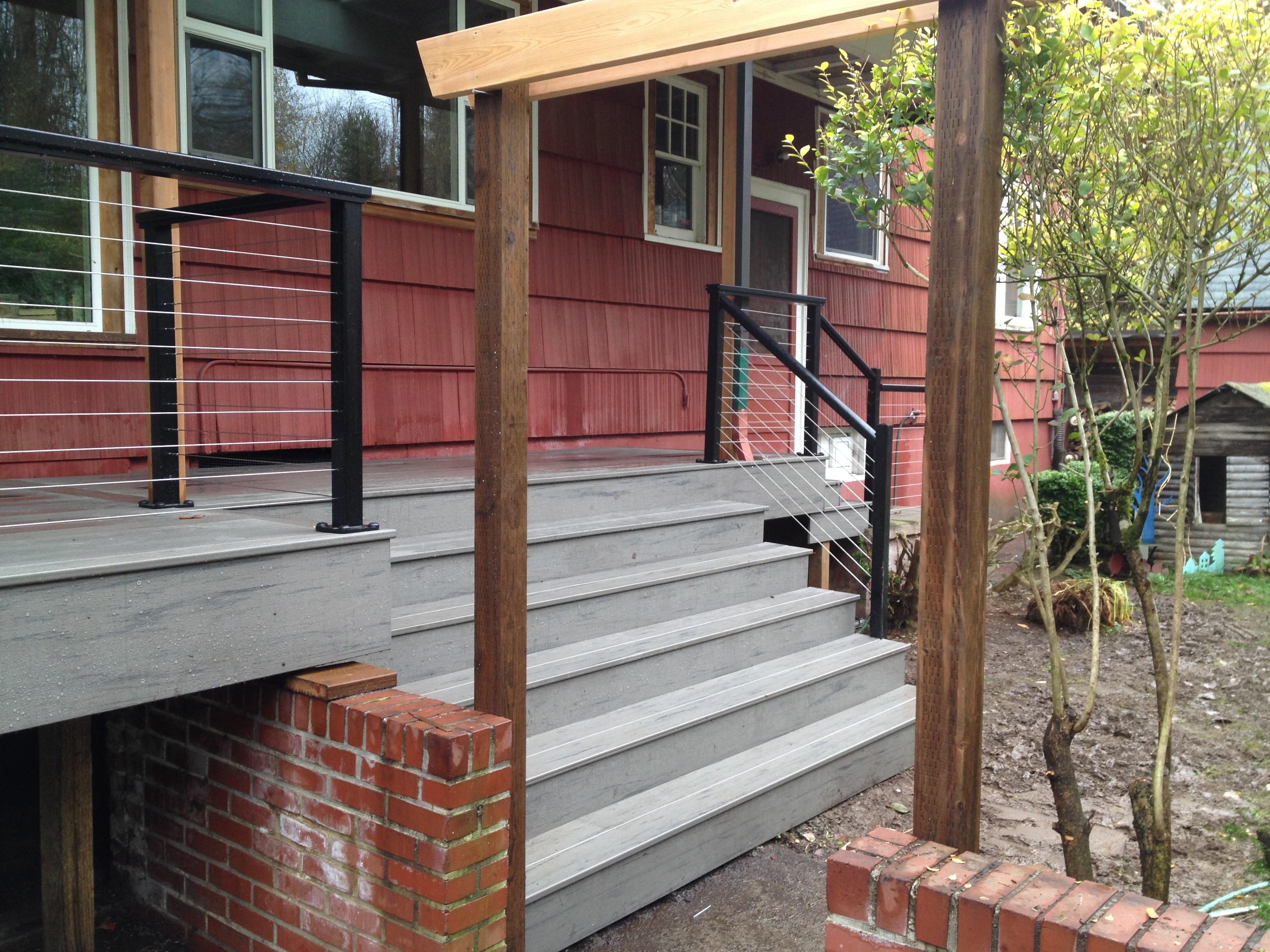 Composite steps