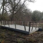 Wetlands Aquagrate deck