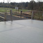 Wetlands Deck  with Aquagrating
