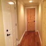 New addition, hardwood floors & doors