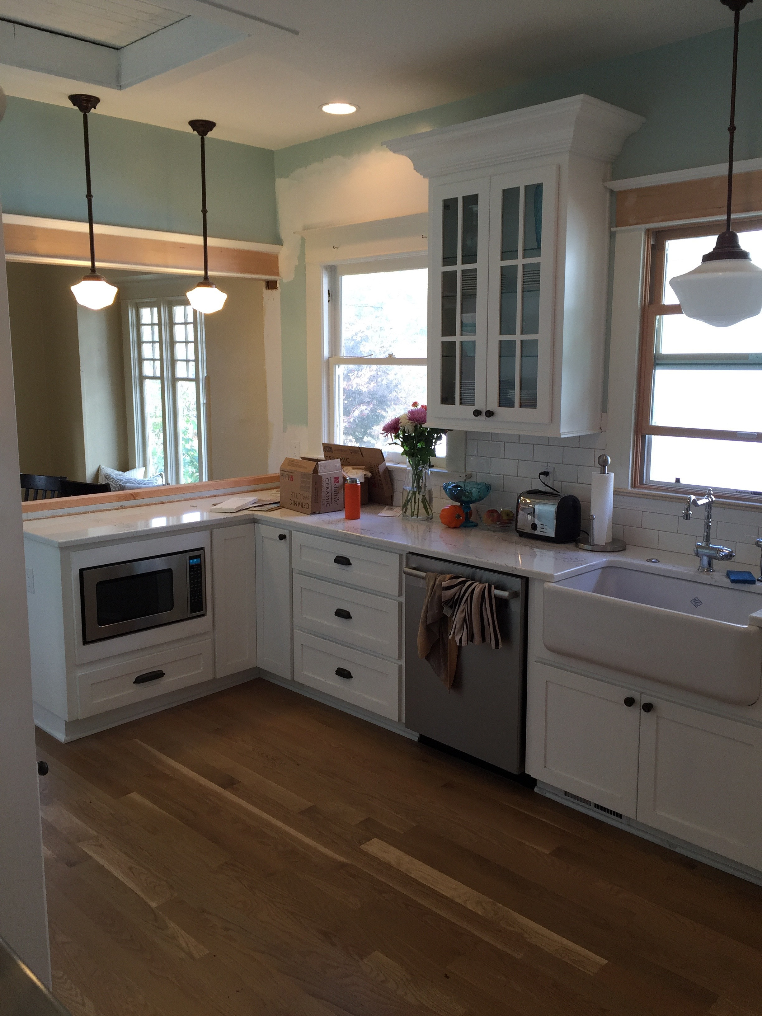 New Everything kitchen remodel