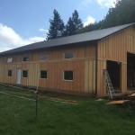 Custom Pole Barn