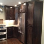 New Cabinets, Flooring, Lighting & Appliances