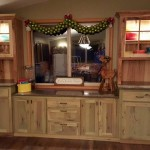 New dining room cabinets