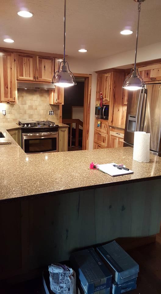 Sandy Kitchen Remodel