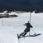 Daughter HS ski racing  2018