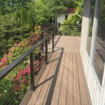 Alumarail, cable and composite decking